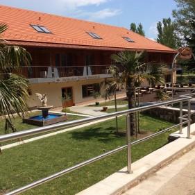 Hotel Hotel Halászkert