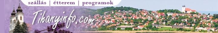 Tihany, a romantikus régi idők faluja!
